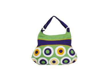 Tas-Maika-Etnik-Balloon Green