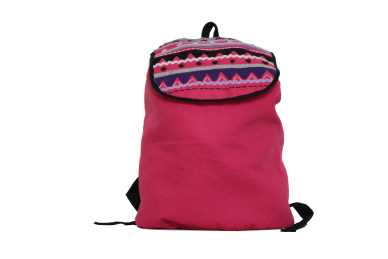 Tas Maika Ethnic Patch Pink