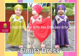 Baju Anak Elmira Little Bee