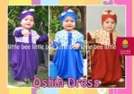 Baju Anak Oshin Baby Dress