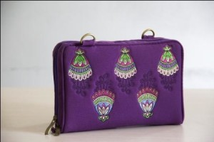 hpo naica Purple Tapestry