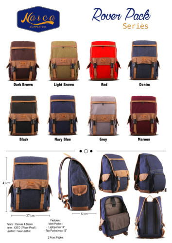 Rover Pack Series Naica