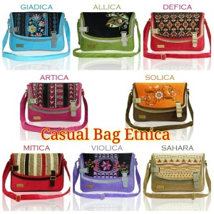 Casual Bag Etnica
