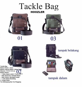 Tas Hoozler Tackle Bag