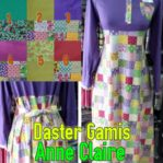 Grosir Daster Gamis Anne Claire
